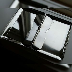 Jane gentry accessories silver and lucite business card holder jane gentry accessories silver and lucite business card holder colourmoves